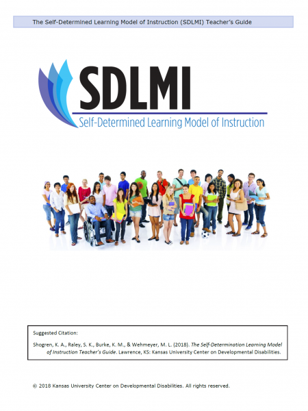 Download the SDLMI Teacher's Guide
